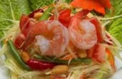 Sour shrimp – a famous dishes of Hue cuisine