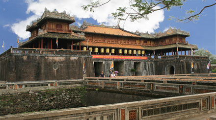 Hue imperialcity - Hue Vietnam - Hue Attractions